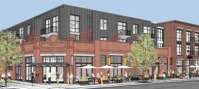 11th & R Mixed-use Project